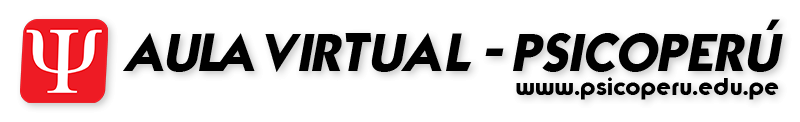 Aula Virtual PsicoPerú